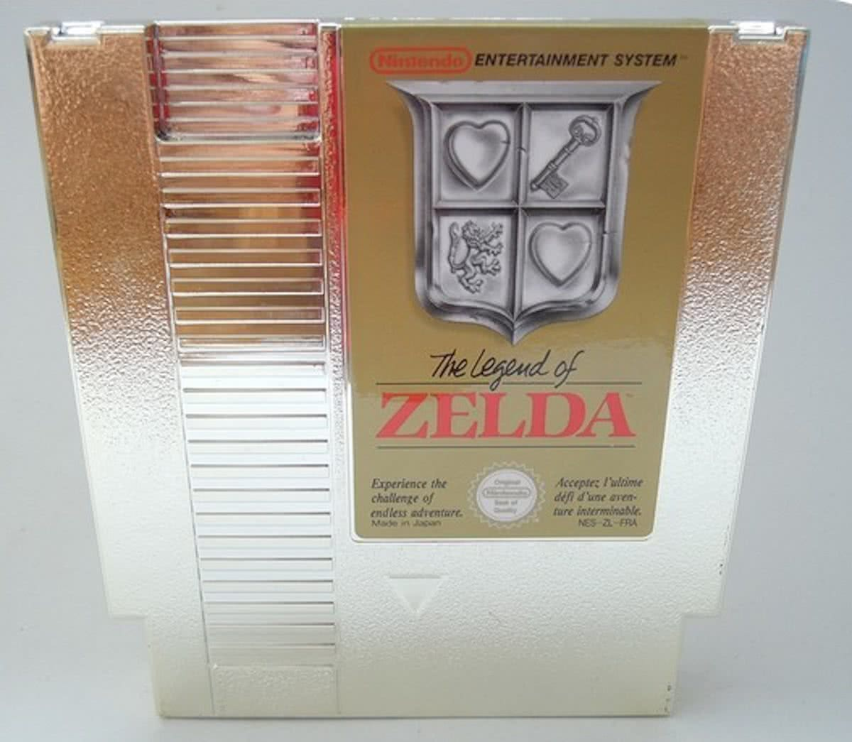 The Legend of Zelda -   [NES] Game [PAL]